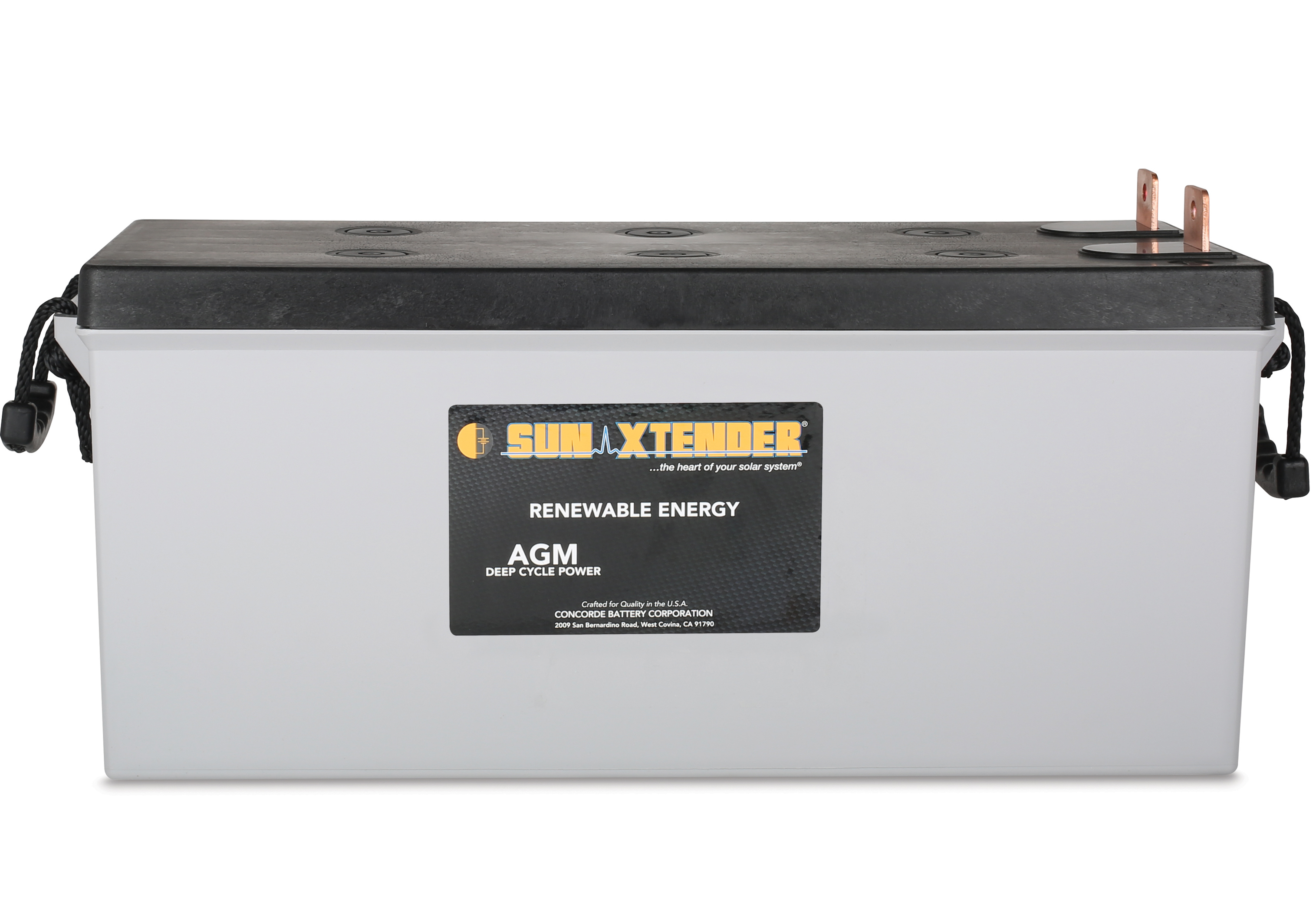 sun solar system batteries - photo #2