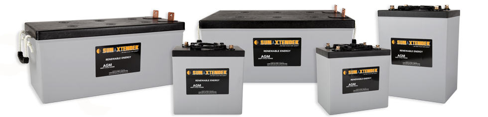 SunXtender Solar Battery Background Information