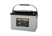 PVX-1040HT SunXtender Solar Battery left view