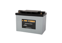 PVX-1040T SunXtender Solar Battery left view