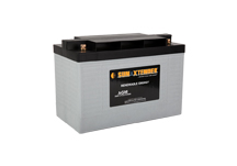 PVX-1080T SunXtender Solar Battery right view