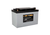 PVX-1180T SunXtender Solar Battery right view