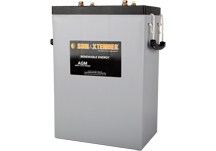 PVX-12150HT SunXtender Solar Battery left view