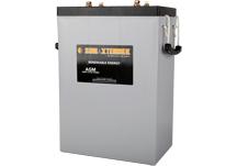 PVX-12150HT SunXtender Solar Battery left view