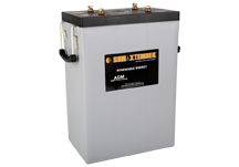 PVX-12150HT SunXtender Solar Battery right view