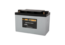 PVX-1290T SunXtender Solar Battery left view