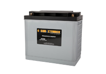 PVX-1530T SunXtender Solar Battery left view