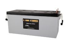 PVX-2120L SunXtender Solar Battery left view