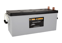 PVX-2120L SunXtender Solar Battery right view