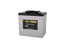 PVX-2240T SunXtender Solar Battery left view