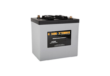 PVX-2240T SunXtender Solar Battery right view