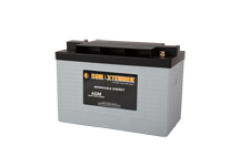 PVX-2560T SunXtender Solar Battery left view