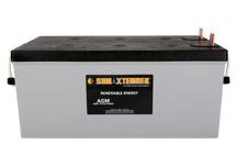PVX-2580L SunXtender Solar Battery
