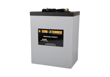 PVX-3050T SunXtender Solar Battery left view