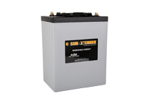 PVX-3050T SunXtender Solar Battery right view