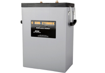 PVX-4050HT SunXtender Solar Battery left view