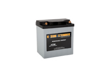 PVX-420T SunXtender Solar Battery right view