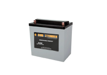 PVX-490T SunXtender Solar Battery left view