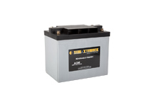 PVX-5040T SunXtender Solar Battery right view