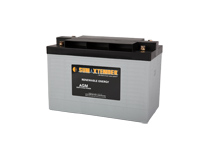PVX-5340T SunXtender Solar Battery left view