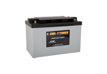 PVX-5340T SunXtender Solar Battery right view