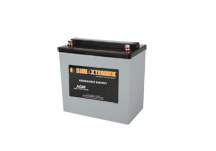 PVX-560T SunXtender Solar Battery left view