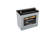 PVX-560T SunXtender Solar Battery right view