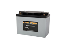 PVX-6240T SunXtender Solar Battery left view