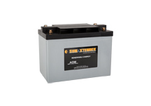 PVX-6240T SunXtender Solar Battery right view