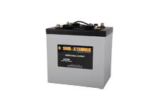 PVX-6720T SunXtender Solar Battery left view