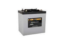 PVX-6720T SunXtender Solar Battery right view