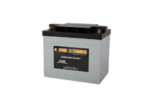 PVX-690T SunXtender Solar Battery left view