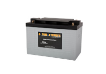 PVX-7680T SunXtender Solar Battery left view