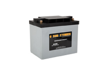 PVX-840T SunXtender Solar Battery right view