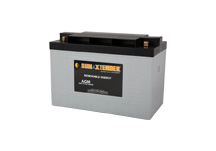 PVX-890T SunXtender Solar Battery left view